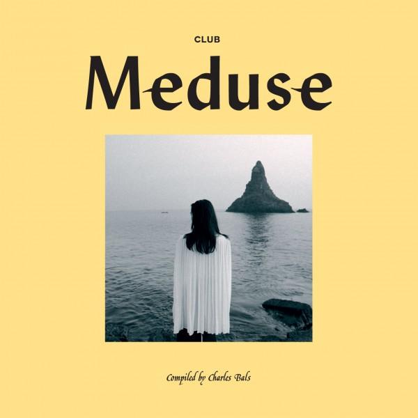 charles-bals-presents-club-meduse-volume-1-lp-spacetalk-cover
