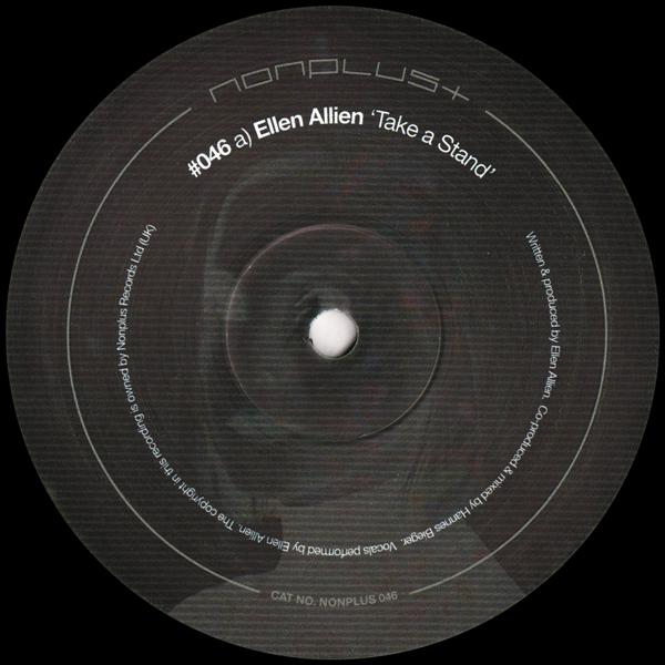 ellen-allien-take-a-stand-ep-non-plus-records-cover