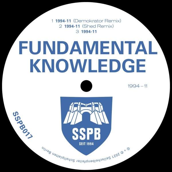 fundamental-knowledge-1994-11-seilscheibenpfeiler-cover