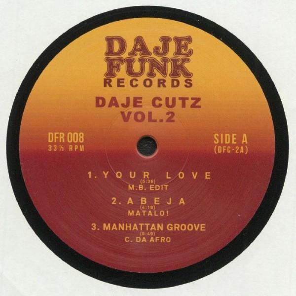 various-artists-daje-cutz-vol-2-daje-funk-cover