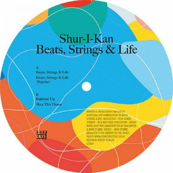 shur-i-kan-beats-strings-life-lazy-days-cover