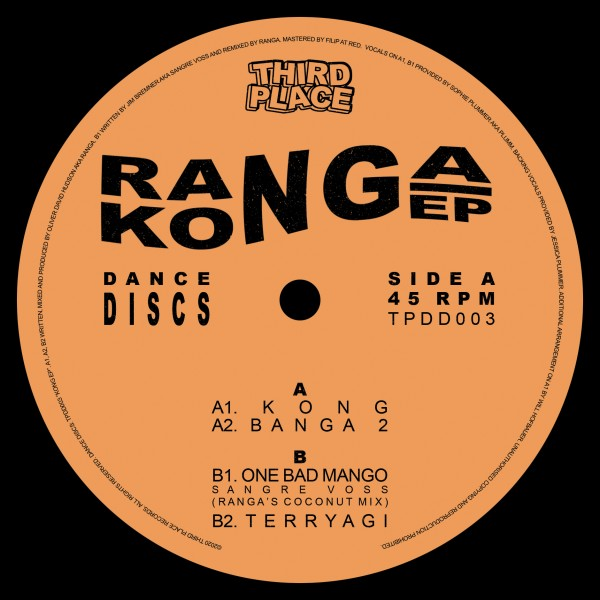 ranga-kong-ep-pre-order-third-place-records-cover
