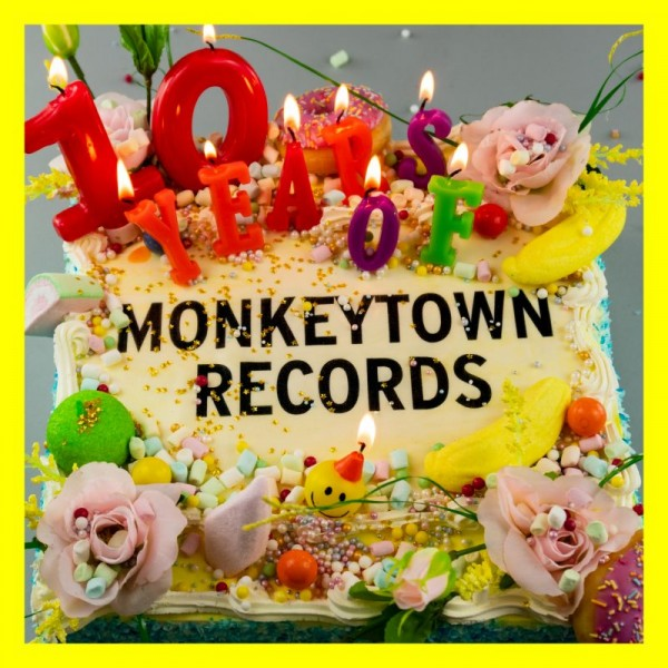 various-artists-10-years-of-monkeytown-lp-monkeytown-records-cover