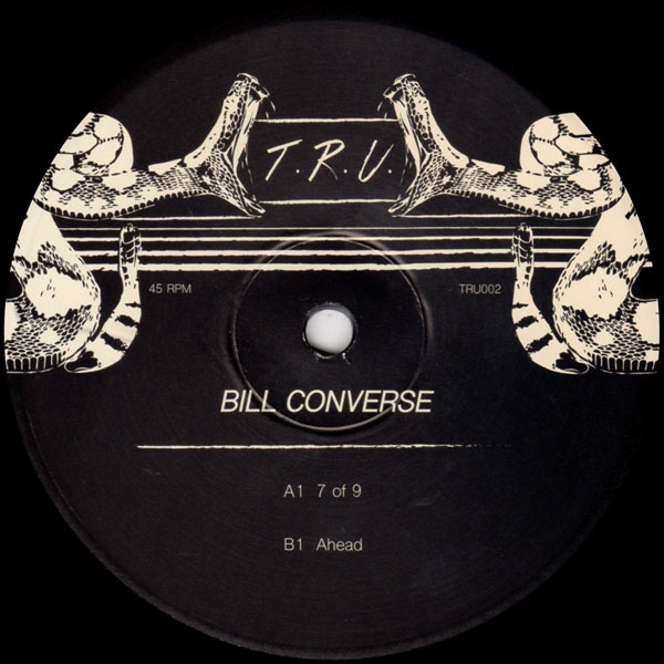 bill-converse-7-of-9-ahead-texas-recordings-underground-cover