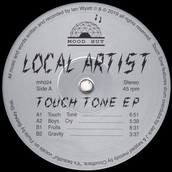 local-artist-touch-tone-ep-mood-hut-cover