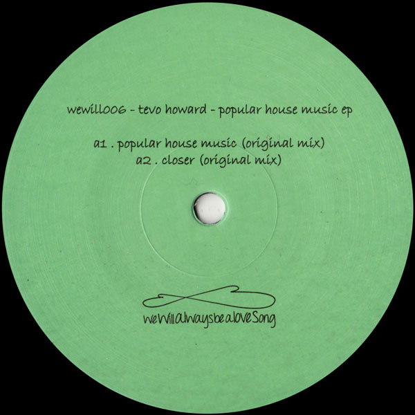 tevo-howard-popular-house-music-ep-wewillalwaysbealovesong-cover