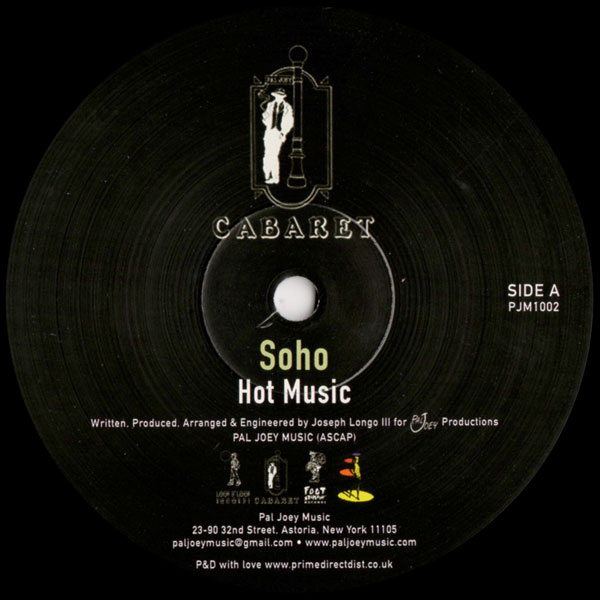 soho-hot-music-keep-it-together-cabaret-records-cover