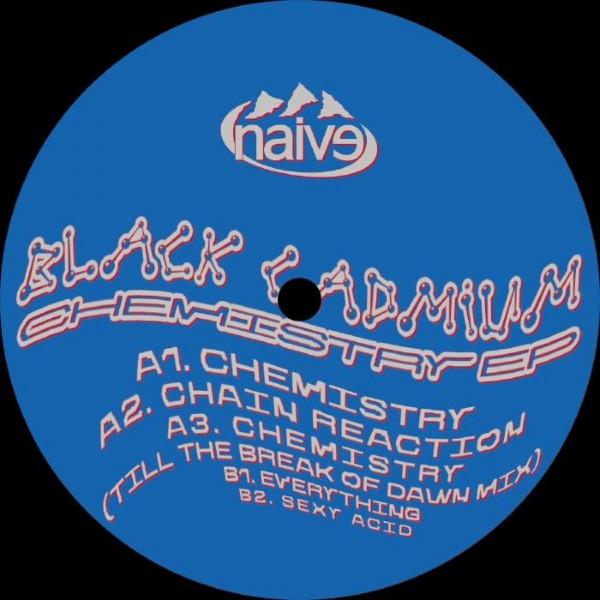 black-cadmium-chemistry-ep-naive-cover