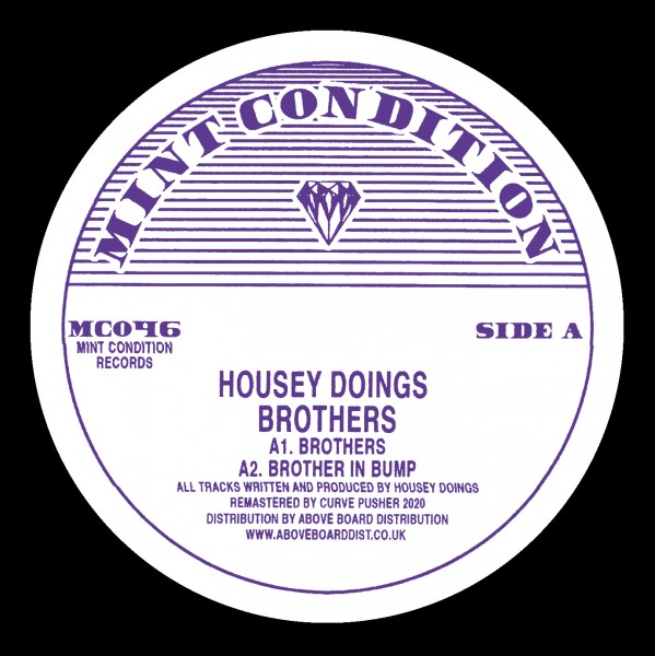 housey-doings-brothers-mint-condition-cover