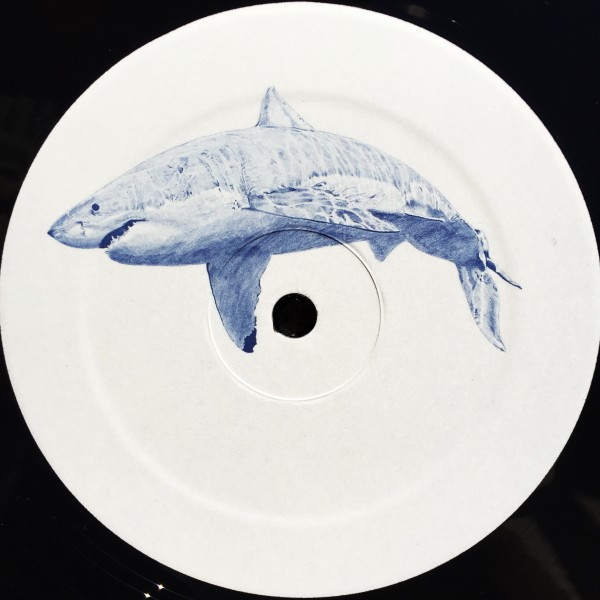 kyle-hall-the-shark-ep-forget-the-clock-cover