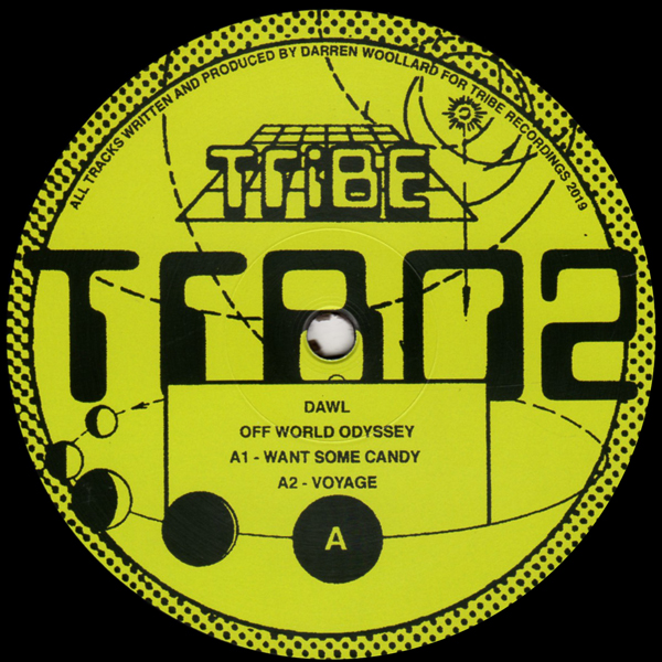 dawl-off-world-odyssey-tribe-records-cover