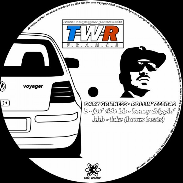 gary-gritness-rollin-zebras-ep-casa-voyager-cover