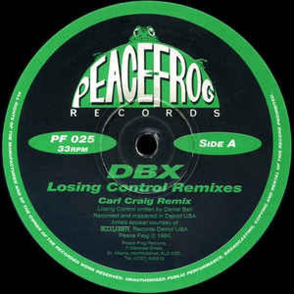 dbx-losing-control-carl-craig-robert-hood-remixes-used-vinyl-vg-sleeve-generic-peacefrog-cover