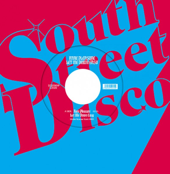 rare-pleasure-let-me-down-easy-rsd-2020-version-south-street-disco-cover