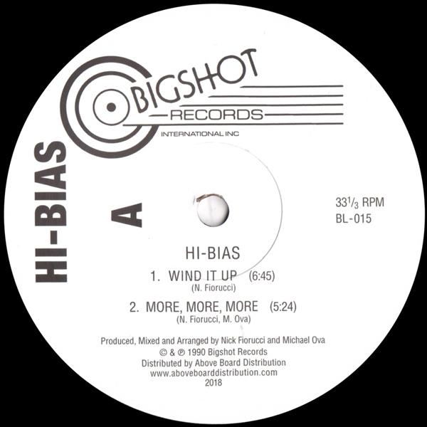 Hi Bias Hi Bias Ep Big Shot Records Vinyl Records