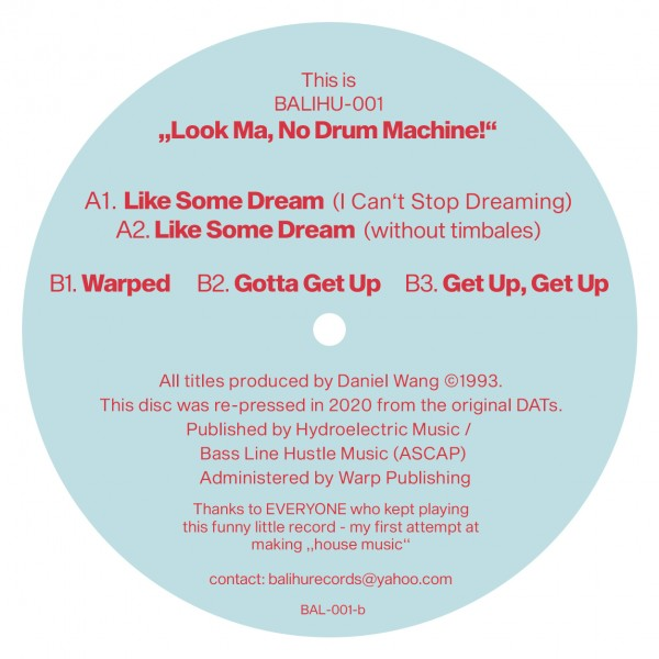 daniel-wang-the-look-ma-no-drum-machine-ep-balihu-cover