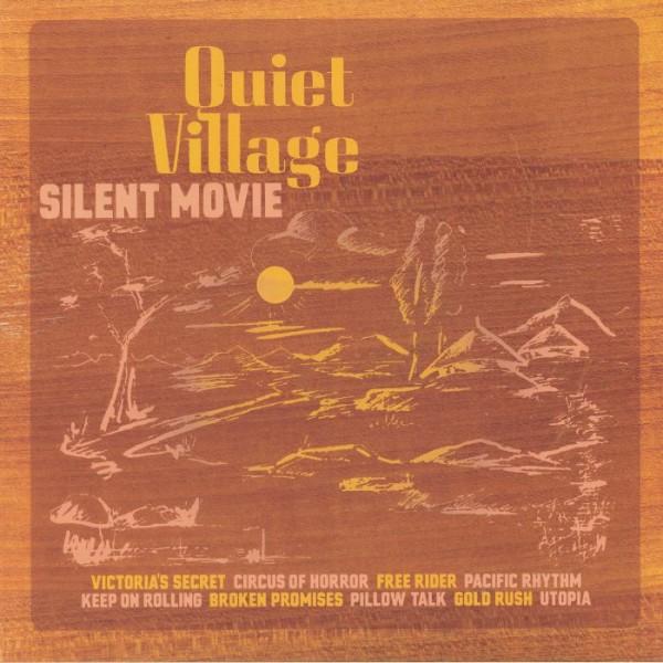 Silent Movie LP
