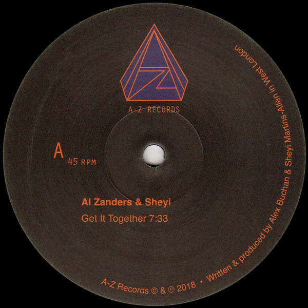 al-zanders-sheyi-get-it-together-a-z-records-cover