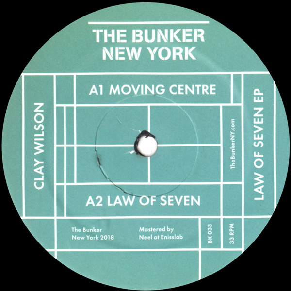 clay-wilson-law-of-seven-ep-the-bunker-new-york-cover