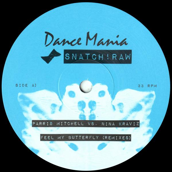 parris-mitchell-nina-kraviz-feel-my-butterfly-remixes-snatch-raw-cover