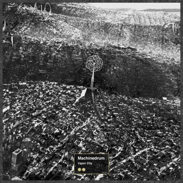 machinedrum-vapor-city-lp-gold-vinyl-repress-ninja-tune-cover