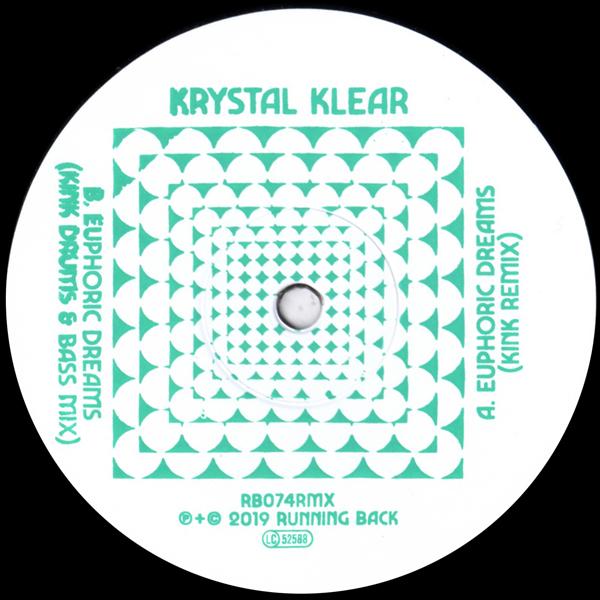 krystal-klear-euphoric-dreams-kink-remixes-running-back-cover