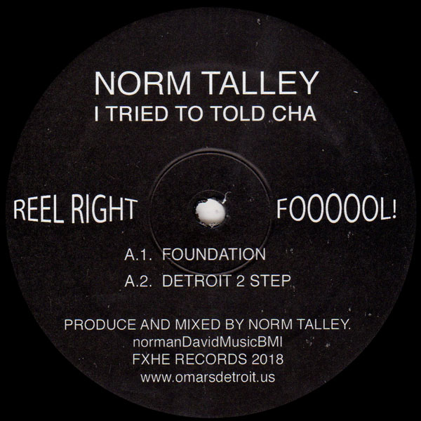 norm-talley-i-tried-to-told-cha-fxhe-records-cover