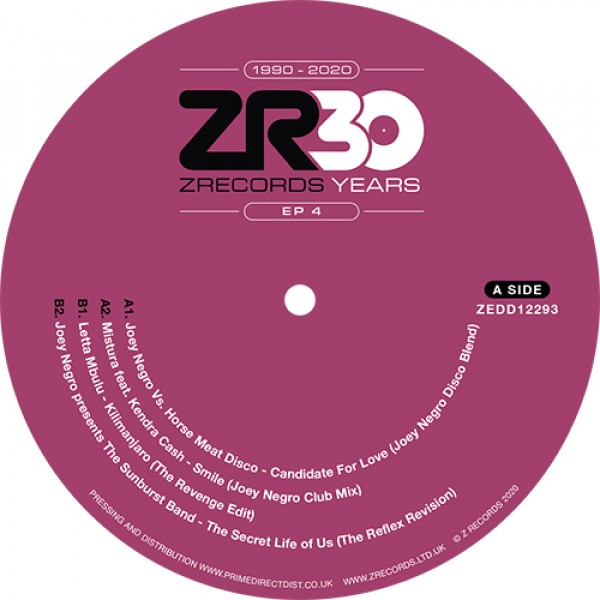dave-lee-letta-mbulu-the-revenge-various-artists-dave-lee-presents-30-years-of-z-records-ep-4-z-records-cover