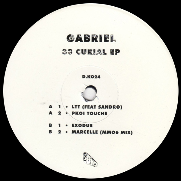 gabriel-33-curial-ep-dko-records-cover