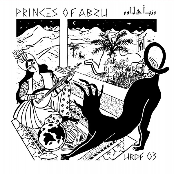various-artists-princes-of-abzu-hard-fist-cover