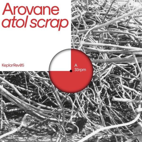 arovane-atol-scrap-lp-pre-order-keplar-cover