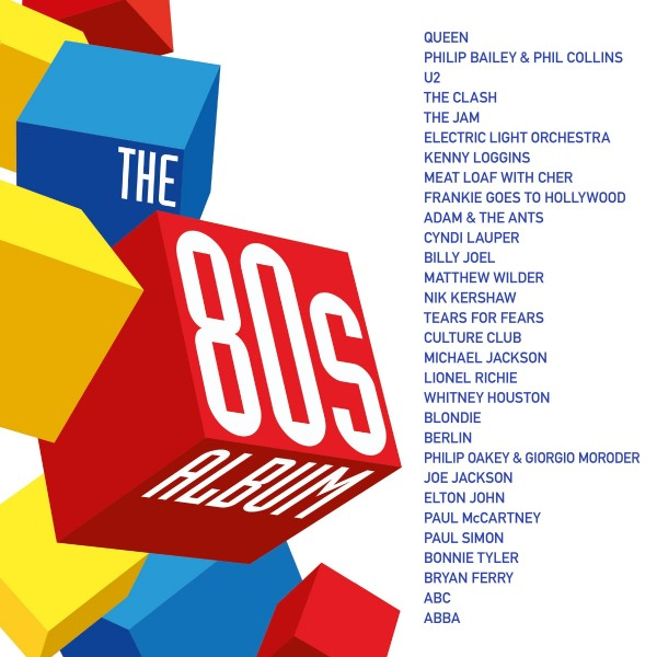 the-clash-blondie-abba-tears-for-fears-various-artists-the-80s-album-lp-umc-cover