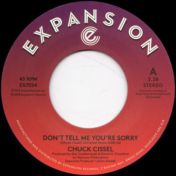 Don't Tell Me You're Sorry / Do You Believe