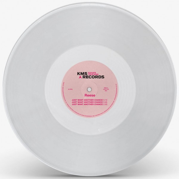 reese-just-want-another-chance-clear-vinyl-repress-kms-cover
