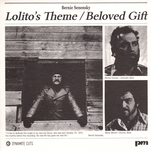bernie-senensky-lolitos-theme-beloved-gift-dynamite-cuts-cover
