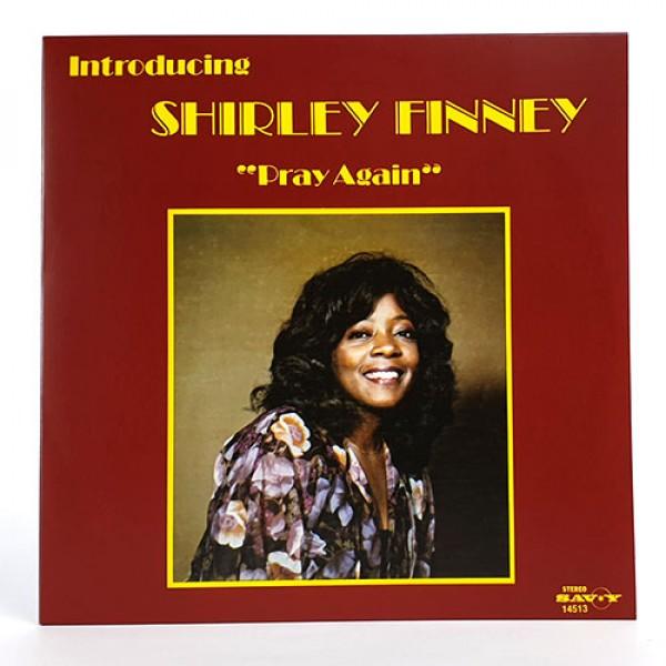 shirley-finney-pray-again-lp-rain-shine-cover