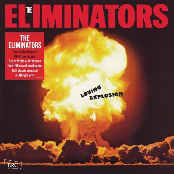 the-eliminators-loving-explosion-lp-demon-records-cover