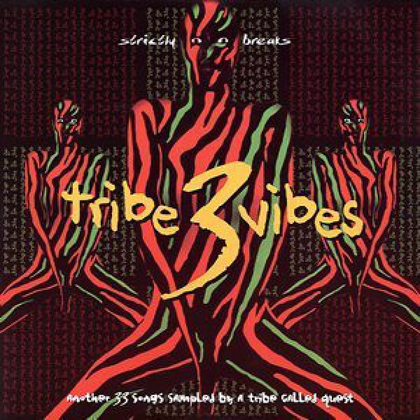 various-artists-tribes-vibes-3-33-songs-sampled-by-a-tribe-called-quest-used-vg-sleeve-vg-strictly-breaks-cover