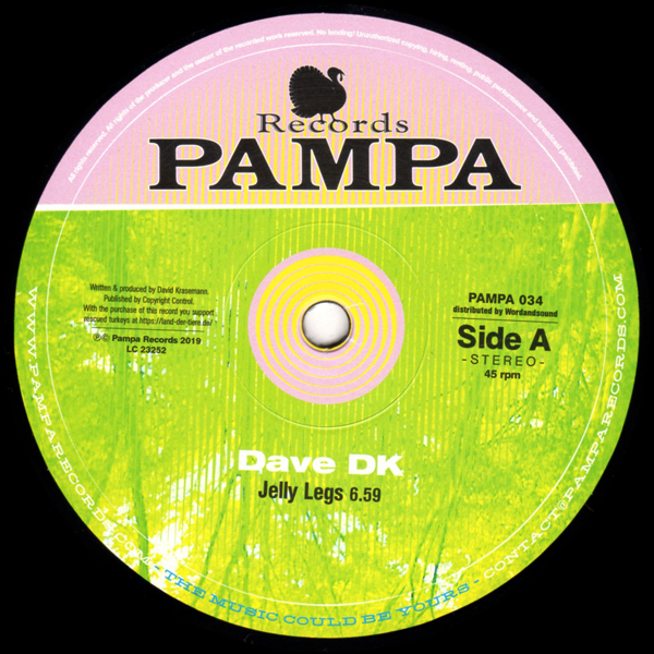 dave-dk-chicama-ep-jelly-legs-pampa-records-cover