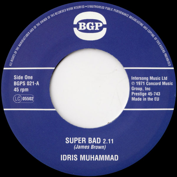 idris-muhammad-super-bad-express-yourself-bgp-records-cover