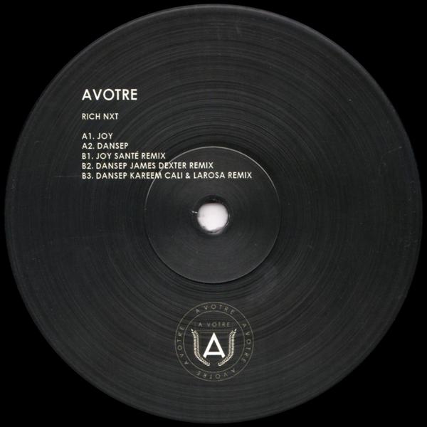 rich-nxt-danse-4-joy-ep-avotre-cover