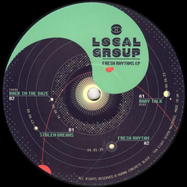 local-group-fresh-rhythms-ep-human-concrete-block-cover