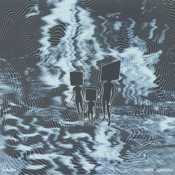bjarki-psychotic-window-lp-k7-records-cover