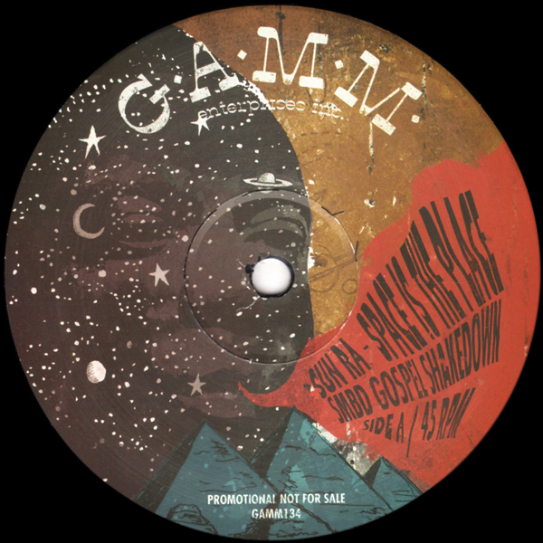 RED ASTAIRE/Follow Me / The Wildstyle/GAMM RECORDS - Vinyl
