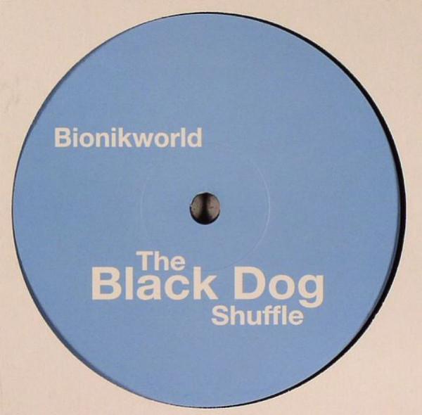 bionikworld-nick-coleman-the-black-dog-shuffle-rooting-around-used-vinyl-vg-sleeve-generic-white-label-cover