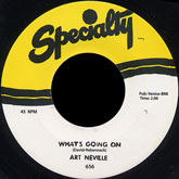 art-neville-arabian-love-call-whats-going-on-specialty-cover