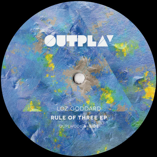loz-goddard-rule-of-three-ep-outplay-cover