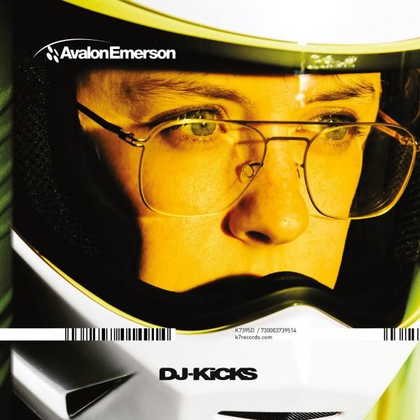 avalon-emerson-various-artists-avalon-emerson-dj-kicks-cd-k7-records-cover