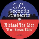 michael-the-lion-most-known-edits-gc-records-cover