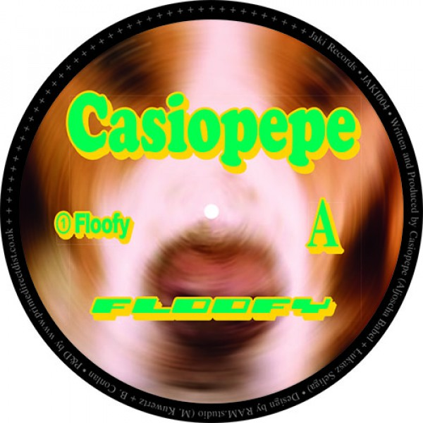 casiopepe-floofy-jaki-records-cover